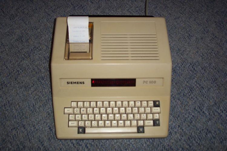 PC-100 Carcasa