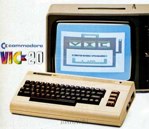 Vic 20 con monitor