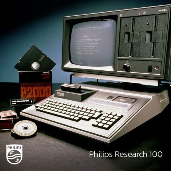 Philips P2000T